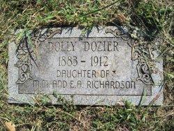 Dolly <I>Richardson</I> Dozier