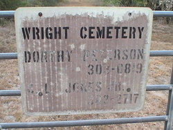 Sol Wright Cemetery