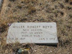 Miller Robert Boyd