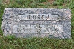 Hester Jane <I>Townsend</I> Morey