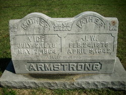 Vice Armstrong
