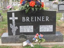 Beatrice E. <I>Rueter</I> Breiner