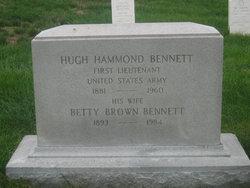 Betty <I>Brown</I> Bennett