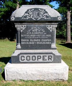 Orrin Alonzo Cooper