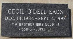 Cecil O'Dell Eads
