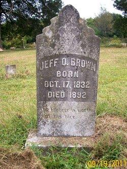 Jefferson O Brown
