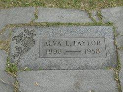 Alva Lee Taylor