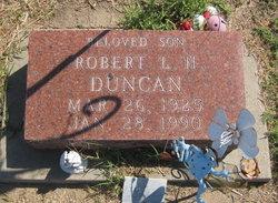 "Robert Layton Howard ""Bobby"" Duncan"