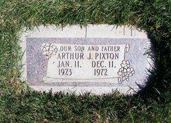 Arthur J Pixton
