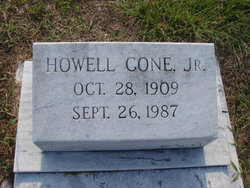 Howell Cobb Cone, Jr