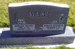 Shirley Elizabeth <I>Baumann</I> West