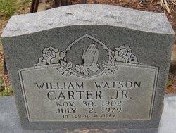 William Watson Carter, Jr