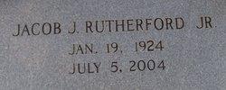 Jacob Jackson Rutherford, Jr