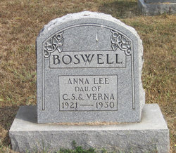 Anna Lee Boswell