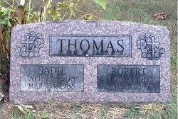 Sadie Elizabeth <I>Pounder</I> Thomas
