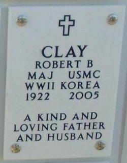 Robert B Clay