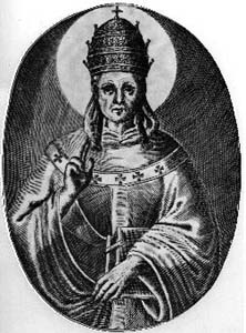 Pope Gregory, X