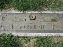 Regina M <I>Scaccabarozzi</I> Ferrario