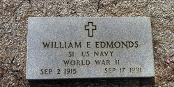 "William Edward ""Ed"" Edmonds"