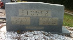 Charlie W. Stover