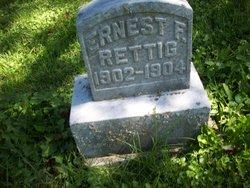 John Ernest Frederick Rettig
