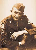 Sgt Lloyd Madison Robertson, Jr