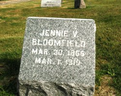 Jennie V. Bloomfield