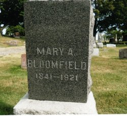 Mary Ann <I>Farley</I> Bloomfield