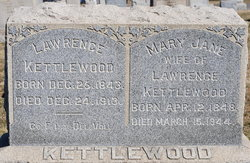 Lawrence Kettlewood