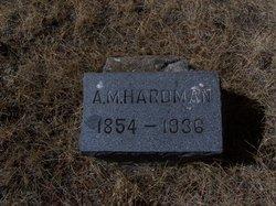 Aron Monroe Hardman