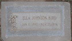 Ella <I>Johnson</I> Bird