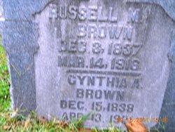 Cynthia A <I>Moore</I> Brown