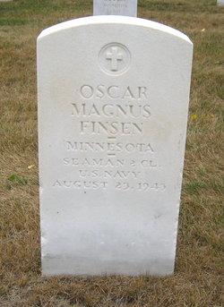 Oscar Magnus Finsen