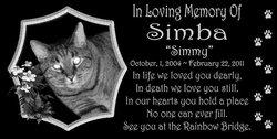 """Simba """"Simmy"""" Abramuk"""