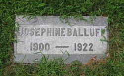 Josephine Balluff
