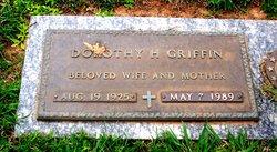 Dorothy <I>Hargett</I> Griffin