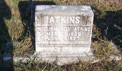 William Roy Atkins