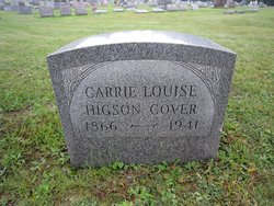 Carrie Louise <I>Higson</I> Cover