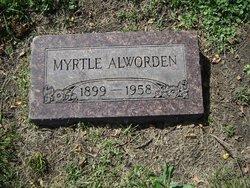 Myrtle Alworden