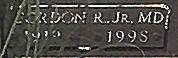 Dr Gordon Ross Hennigar, Jr