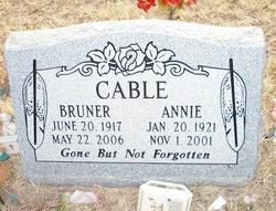 Bruner Cable, Sr