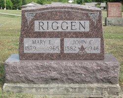 John Clarence Riggen