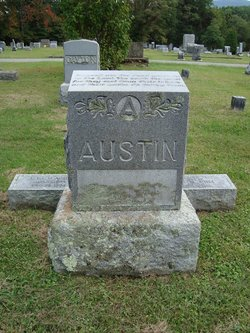 "Mary Susan ""Mollie"" <I>Auvil</I> Austin"
