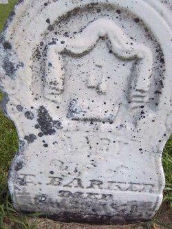 Mary <I>Warner</I> Barker