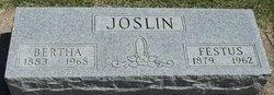 Bertha Joslin