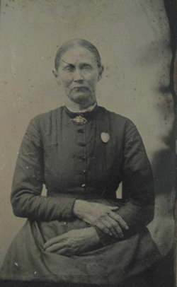 Martha Ann <I>Williams</I> Oakley
