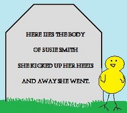 Grave Chick