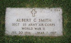 Albert George Smith