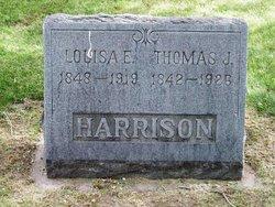 Louisa Ellen <I>Roach</I> Harrison