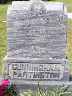 Bessie S. <I>Farnham</I> Cunningham